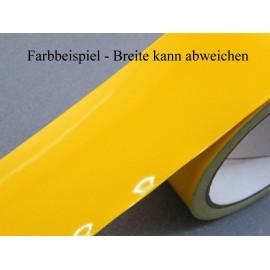 Zierstreifen 55 mm gelb glänzend 332 RAL 1023