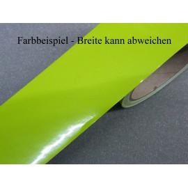 Zierstreifen lindgrün glänzend 370