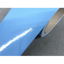 Zierstreifen 85 mm martiniblau glänzend 381