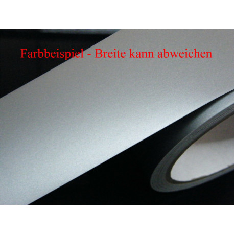 Zierstreifen Silber matt RAL 9006