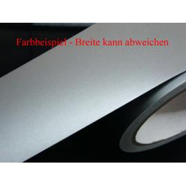 Zierstreifen 75 mm silber matt RAL 9006
