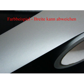 Zierstreifen 80 mm silber matt RAL 9006