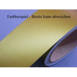 Zierstreifen 90 mm gold matt 491