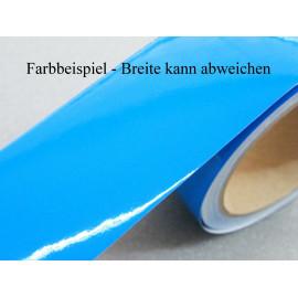Zierstreifen 100 mm hellblau glänzend 781