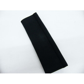 Gurtpolster schwarz