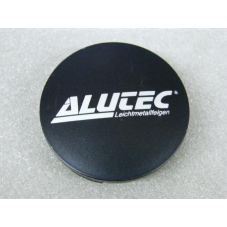 Nabenkappe Alutec N23 schwarz matt