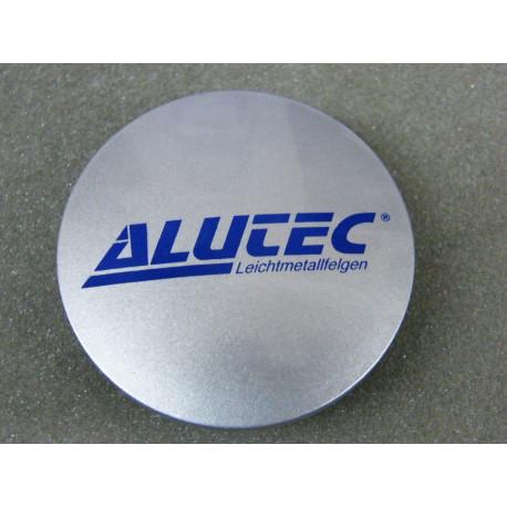 Nabenkappe Alutec N32 silber