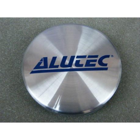 Nabenkappe Alutec N24 silber 5035