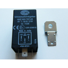 Original Hella elektronischer Blinkgeber 6 V Volt