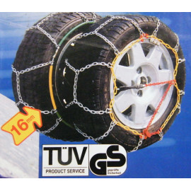 Schneeketten 235/60 R 16 für SUV, Bus, Wohnmobil und Transporter