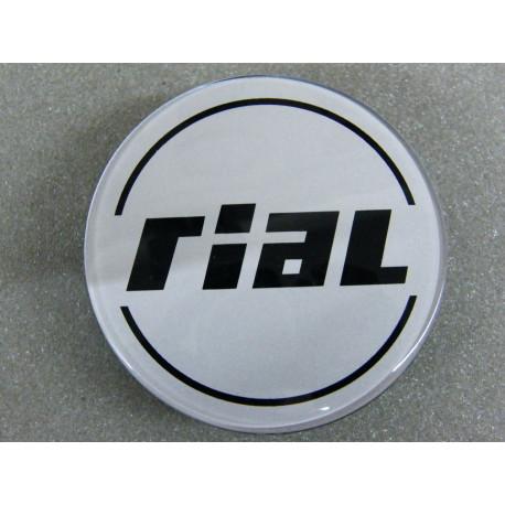 Nabenkappe Rial N35 silber