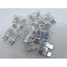 10x Flachsicherungen 25 Ampere