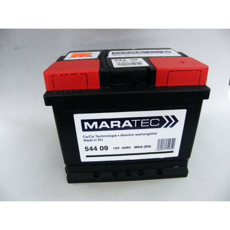 Starterbatterie 12 V Volt 44 AH Ampere