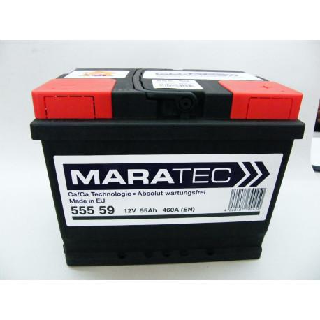 Starterbatterie 12 V Volt 55 AH Ampere