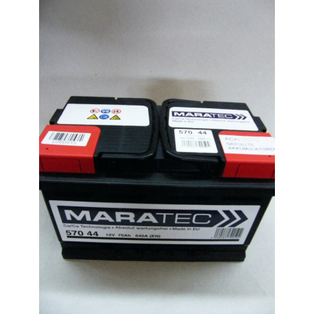 Starterbatterie 12 V Volt 70 AH Ampere