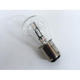 Glühlampe 6 Volt 15/15 Watt Zweirad Sockel BA20d