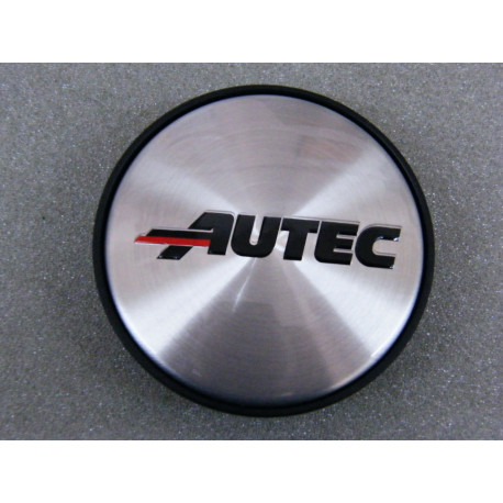 Nabenkappe Autec silber 3640