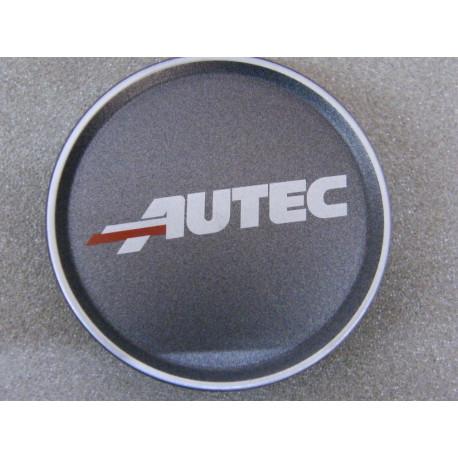 Nabenkappe Autec silber 3663