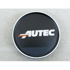 Nabenkappe Autec schwarz matt 3662
