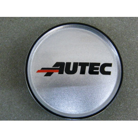 Nabenkappe Autec silber matt 3660