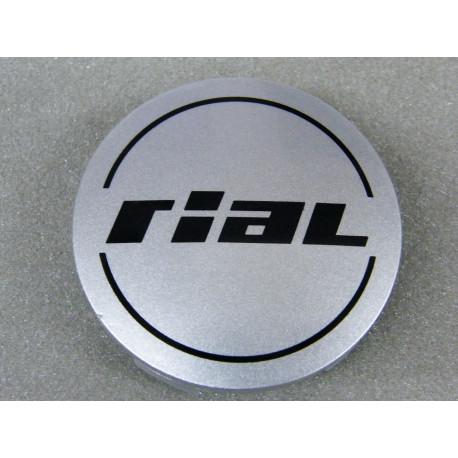 Nabenkappe RIAL N56 silber