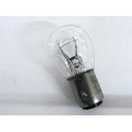Glühlampe 6 Volt 18/5 Watt Sockel BAY15d