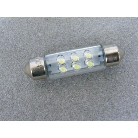LED Glühlampe 24 V Volt 5 W Watt Sofitte