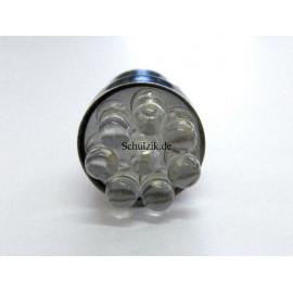 LED Glühlampe 24 V Volt 5 W Watt BA15s