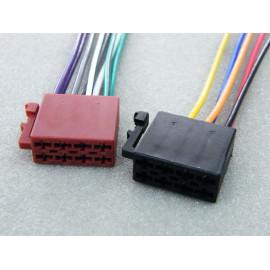 Autoradio Anschlußkabel mit DIN ISO Stecker