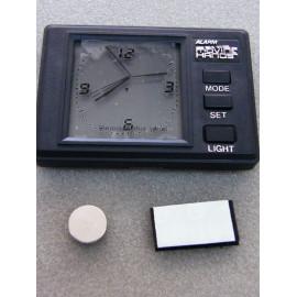 digitale Analog Uhr für Armaturenbrett oder Schreibtisch