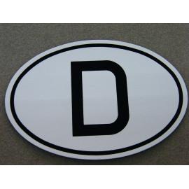 Magnet D-Schild