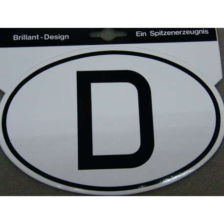 Original D-Schild