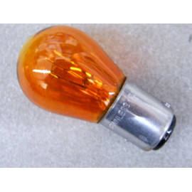 Glühlampe 12 Volt 21/5 Watt BAY15d gelb