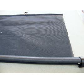 zwei Rollos Sonnenschutz 45 cm für hinten oder seitlich