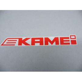Original Kamei Aufkleber 32 cm
