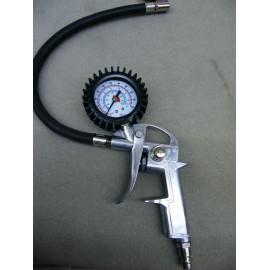 Luftdruckprüfer Reifenfüller für PKW LKW und Fahrrad