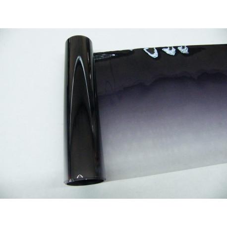 Tönungsstreifen schwarz 150x20 cm
