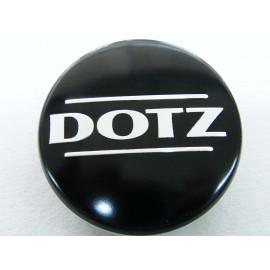 Original Dotz Nabenkappe schwarz N07 ZO7040K