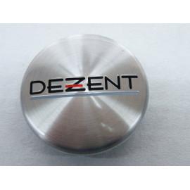 Original Dezent Nabenkappe silber N07 ZT2000