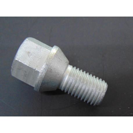 Radschraube für Spurverbreiterung M 12x1,5 kurz Gewinde 19 mm Kegelbund