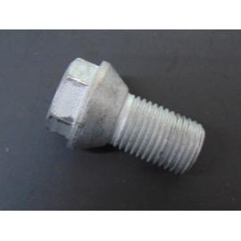 Radschraube für Spurverbreiterung M 14x1,5 kurz Gewinde 25 mm Kegelbund