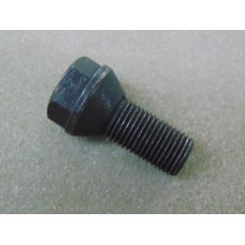 Radschraube für Spurverbreiterung Feingewinde M 12x1,25 Kegelbund mit kurzem Kopf