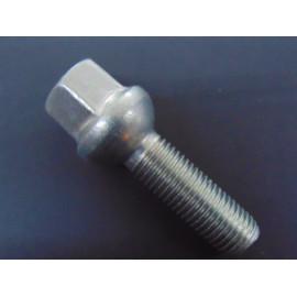 längere Radschraube M 12x1,5 Kugelbund Länge 55 mm z.B. für Spurverbreiterungen