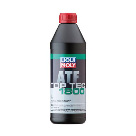 Liqui Moly ATF Öl Top Tec 1800 Dexron XI Automatik Getriebeöl