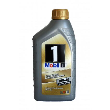 Mobil 1 Motoröl 0W40 für Mercedes Bent, Porsche VW