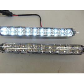 universal LED Tagfahrlichter mit E Prüfzeichen zum nachrüsten