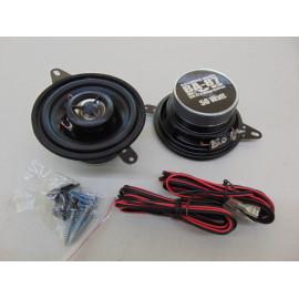 universal 2-Wege Einbau Lautsprecher 50 Watt Durchmesser 87 mm