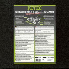 Original Petec Dämm- und Schallschutzmatte