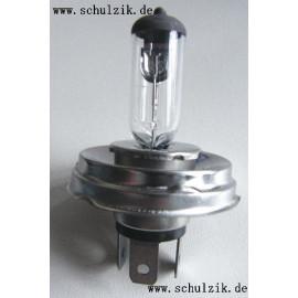 Glühlampe 6 Volt 60/55 Watt H4 Bilux Sockel P45t