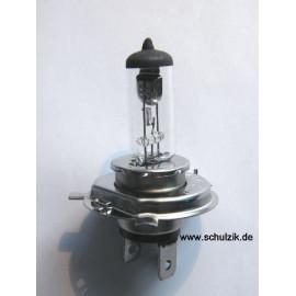 Glühlampe 6 Volt 60/55 Watt H4 Sockel P43t